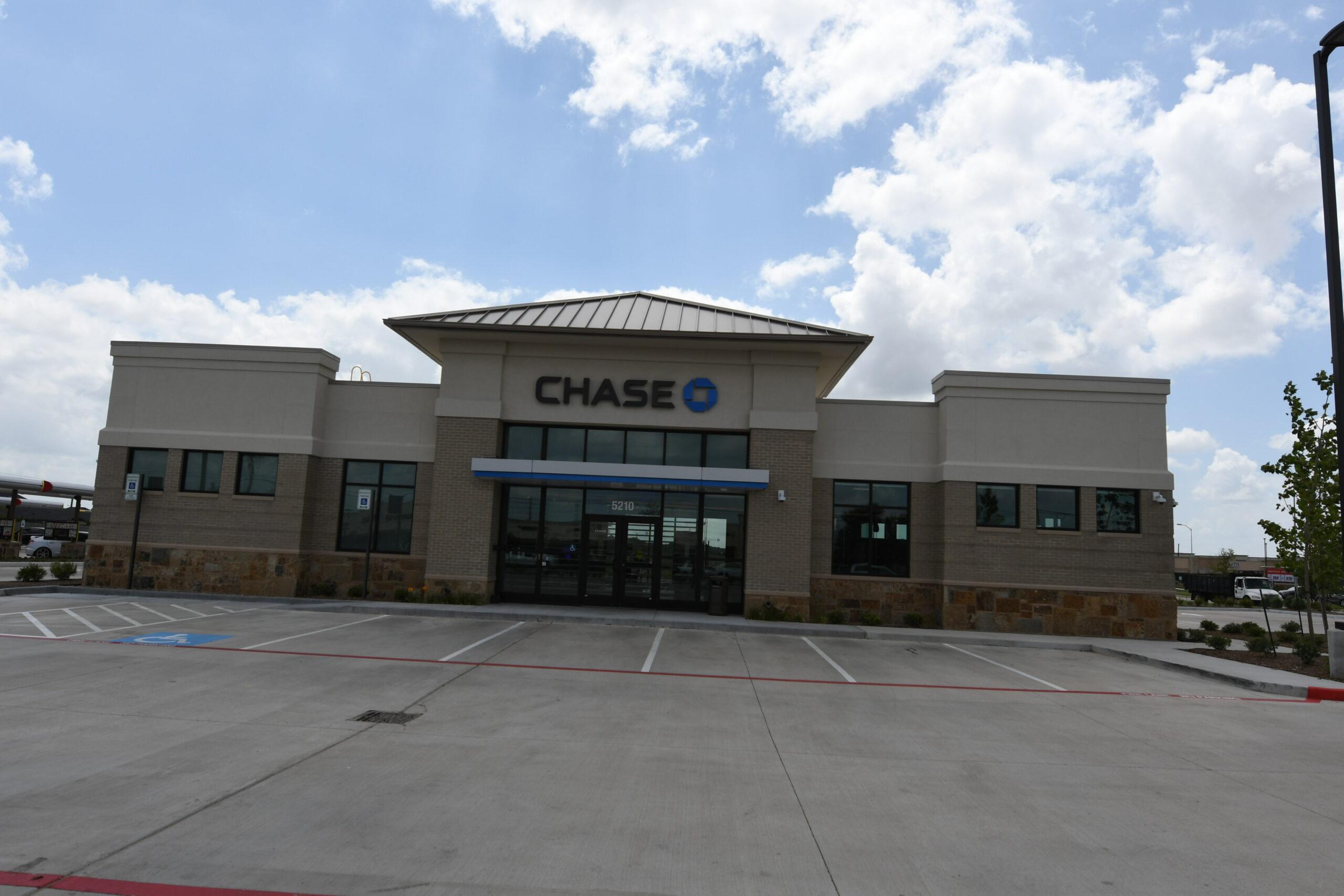 Chase Bank-Katy